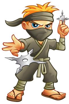ninjaoutlet_store mascot